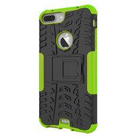 Coque de protection antichoc iPhone 7 Plus 8 Plus - Vert