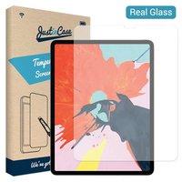 Just in Case Protecteur en verre trempé iPad Pro 12,9 pouces - Dureté 9H