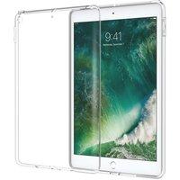 Just in Case Coque de protection souple iPad 9.7 pouces 2017 2018 - Transparente