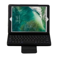 Coque iPad Pro 10,5 pouces 2017 avec clavier Bluetooth Just in Case - Noir QWERTY
