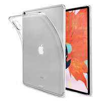 Just in Case TPU iPad Pro 12,9 pouces Cover 2018 - Transparent Clear