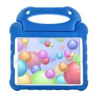 Just in Case Housse EVA 10,2 pouces pour iPad - Bleu absorbant les chocs pour les enfants