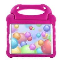 Just in Case EVA Housse iPad 10.2 pouces - Rose Amortissante pour les enfants