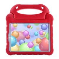 Just in Case EVA Housse iPad 10.2 pouces - Rouge Amortissante pour les enfants