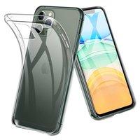 Just in Case Coque de protection souple iPhone 11 Pro TPU Clear Case - Transparent