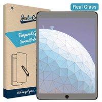 Just in Case Protecteur en verre trempé iPad Air 3 10,5 pouces 2019 - Protection 9H Résistant aux rayures