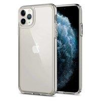 Coque iPhone 11 Pro Max Spigen Ultra Hybrid TPU Polycarbonate - Transparent