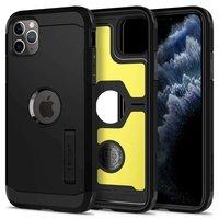 Coque iPhone 11 Pro Spigen Tough Armor XP - Noire Protection 3 couches