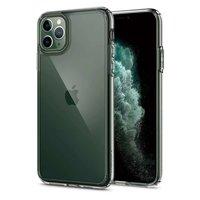 Coque iPhone 11 Pro Spigen Ultra Hybrid TPU Polycarbonate - Transparente