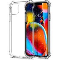 Coque iPhone 11 Pro Spigen Rugged Crystal - Protection transparente
