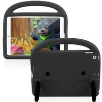 Just in Case EVA Housse iPad 10.2 pouces - Noire Antichoc Adaptée aux enfants