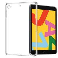 Coque iPad 10.2 pouces Just in Case TPU - Transparente