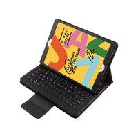 Étui pour clavier Bluetooth Just in Case pour Apple iPad 10.2 (noir)