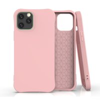 Coque souple en TPU pour iPhone 12 Pro Max - rose