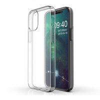 Coque en TPU pour iPhone 12 mini - transparente