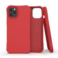 Coque souple TPU pour iPhone 12 mini - rouge
