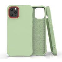 Coque souple TPU pour iPhone 12 mini - verte