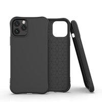 Coque souple en TPU pour iPhone 11 Pro - noire