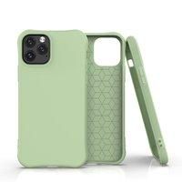 Coque souple en TPU pour iPhone 11 Pro - verte