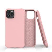 Coque souple en TPU pour iPhone 11 Pro - rose
