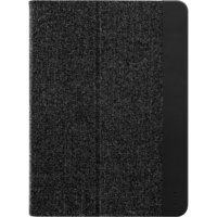 LAUT In-Flight Folio en tissu et housse en pour iPad Pro 12,9 pouces (2018) - noir