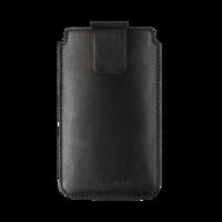 Coque Universelle Bugatti Francoforte pour iPhone - Protection Noire