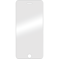 Displex Real Glass Glassprotector iPhone 5 5s SE 2016 - Protection transparente