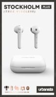 Écouteurs intra-auriculaires Urbanista Stockholm Plus avec étui de chargement - Blanc