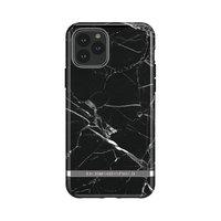 Coque en Robuste Richmond & Finch Black Marble pour iPhone 11 Pro - Noire