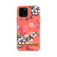 Coque en Robuste Richmond & Finch Coral Dreams pour iPhone 11 Pro - Orange