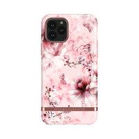 Coque en Robuste Richmond & Finch Pink Marble Floral pour iPhone 11 Pro - Rose