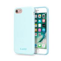 Coque LAUT Pastel pour iPhone 6, 6s, 7, 8 et SE 2020 - Bleu