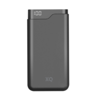 XQISIT Premium PD Power Bank 12000 mAh PD et QC 3.0 - Noir