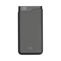 XQISIT Premium PD Power Bank 20000 mAh PD et QC 3.0 - Noir