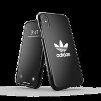 Coque en adidas Originals pour iPhone X et iPhone XS - noire