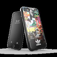 Coque adidas Originals pour iPhone 6, 6s, 7, 8 et SE 2020 - Multicolore