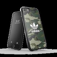 Coque en adidas Originals pour iPhone 6, 6s, 7, 8 et SE 2020 - Vert Camo
