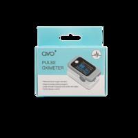 AVO + Oximeter Oxygen Level Blood - Doigt de mesure