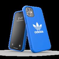Étui en adidas Originals pour iPhone 12 mini - bleu avec blanc