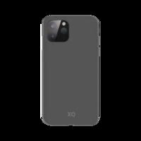 Coque Biodégradable et Anti Bactérienne Xqisit Eco Flex pour iPhone 12 mini - Gris