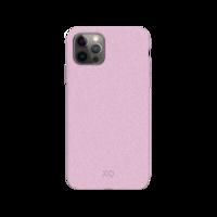 Coque Biodégradable et Anti Bactérienne Xqisit Eco Flex pour iPhone 12 Pro Max - Rose