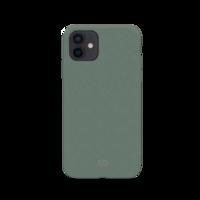 Coque Biodégradable et Anti Bactérienne Xqisit Eco Flex pour iPhone 12 mini - Vert