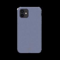 Coque Biodégradable et Anti Bactérienne Xqisit Eco Flex pour iPhone 12 mini - Bleu