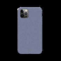 Coque Anti Bactérienne Dégradable Bio Xqisit Eco Flex pour iPhone 12 et iPhone 12 Pro - Bleu