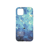Coque Wilma Climate Change pour iPhone 12 mini - Bleu
