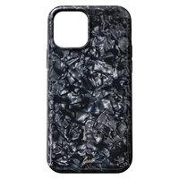 Coque LAUT Pearl pour iPhone 12 et iPhone 12 Pro - Noire