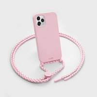 Coque LAUT Pastels pour iPhone 12 et iPhone 12 Pro - Rose