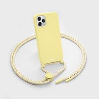 Coque en LAUT Pastels pour iPhone 12 et iPhone 12 Pro - jaune