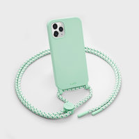 Coque en LAUT Pastels pour iPhone 12 et iPhone 12 Pro - verte