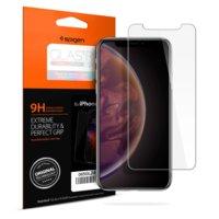 Protection Spigen Glassprotector iPhone 11 Pro Max et XS Max - Dureté 9H